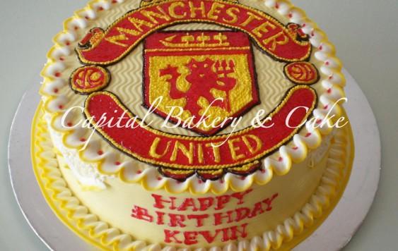 Artikel Tentang Gambar Kue Manchester United yang ada di belfend.web ...