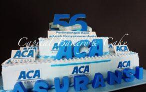 Cake Persegi-ACA Asuransi