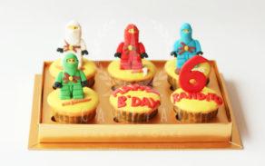 Cupcake-Ninjago