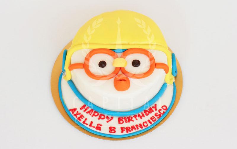 Home products cakes custom cakes custom cake pororo