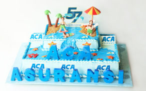 Cake Persegi-19(ACA Asuransi)