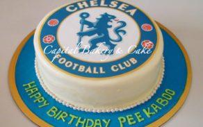 Chelsea F.C-Edible Photo Cakes