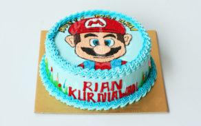 Mario Bross-Gambar