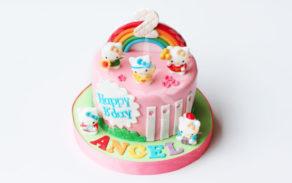 Hello-Kitty-14-Kids-Cakes