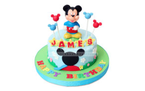 Mickey Mouse (6)-Kids Cakes