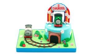 Thomas 2-Kids Cake