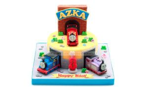 Thomas 3-Kids Cake