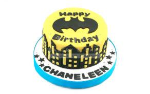Batman-Custom Cake