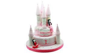 Castle-Custom Cake