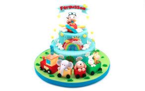 Custom Cake-Animals 1