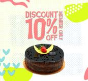 Member Disc. 10% untuk  Produk Tertentu