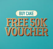 Buy Cake Free Voucher