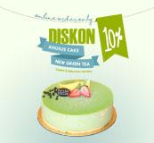Diskon 10% Online Order Only