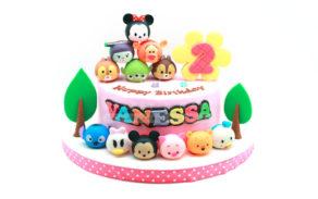 Tsum Tsum-Kids Cake