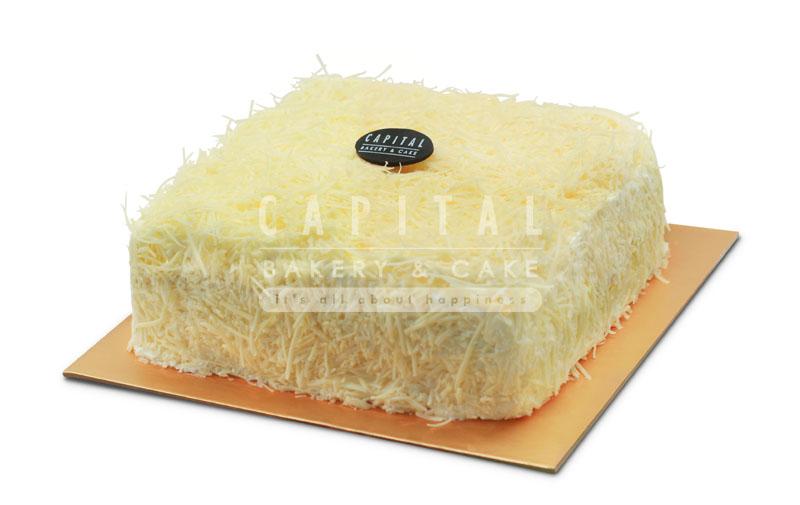 Custom Cake Box Jakarta